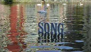 Swan song still from film