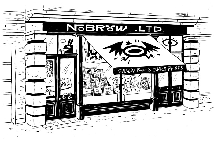 Nobrow-shop